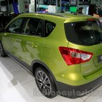 Suzuki SX4 S Cross rear quarters at 2014 Guangzhou Auto Show