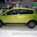 Suzuki SX4 S Cross side at 2014 Guangzhou Auto Show