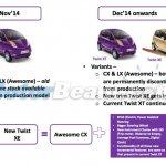 Tata Nano Twist XE details