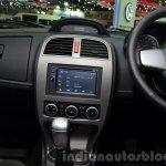 Tata Xenon 150N-Xplore 4WD centre console at 2014 Thailand International Motor Expo