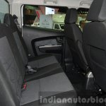 Tata Xenon 150N-Xplore 4WD rear seat at 2014 Thailand International Motor Expo
