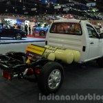 Tata Xenon Heavy Duty CNG rear three quarter at 2014 Thailand International Motor Expo