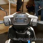 Terra A4000i instrument panel at EICMA 2014