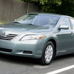 Toyota Camry previous generation