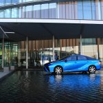 Toyota Mirai side