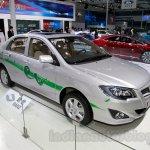 Toyota Ranz EV at the 2014 Guangzhou Motor Show