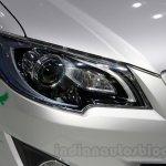 Toyota Ranz EV headlamp at the 2014 Guangzhou Motor Show