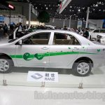Toyota Ranz EV side at the 2014 Guangzhou Motor Show