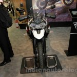 Triumph Tiger 800 XC front at EICMA 2014