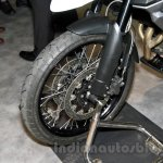 Triumph Tiger 800 XC wheel at EICMA 2014