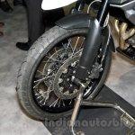 Triumph Tiger 800 XC wheel at EICMA 2014