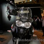 Triumph Tiger 800 XCx front fairing at EICMA 2014