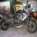 Triumph Tiger 800 XCx profile at EICMA 2014