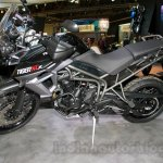 Triumph Tiger 800 XCx side at EICMA 2014