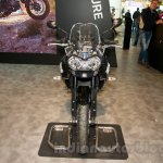 Triumph Tiger 800 XR front at EICMA 2014