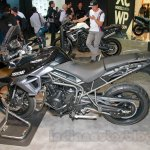 Triumph Tiger 800 XR profile at EICMA 2014
