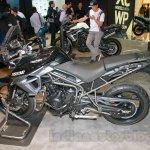 Triumph Tiger 800 XR profile at EICMA 2014