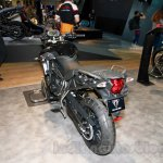 Triumph Tiger 800 XR rear right three quarter at EICMA 2014