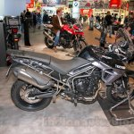 Triumph Tiger 800 XR side at EICMA 2014