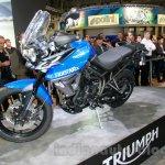 Triumph Tiger 800 XRx at the EICMA 2014