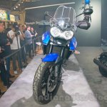 Triumph Tiger 800 XRx front at the EICMA 2014