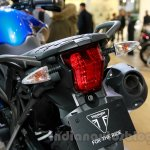 Triumph Tiger 800 XRx tailight at the EICMA 2014