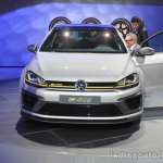 VW Golf R400 at the 2014 Los Angeles Auto Show