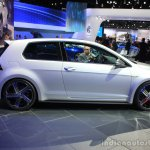 VW Golf R400 side at the 2014 Los Angeles Auto Show