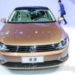 VW Lamando front at Guangzhou Auto Show 2014