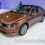 VW Lamando front quarter at Guangzhou Auto Show 2014