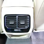 VW Lamando rear AC vents at Guangzhou Auto Show 2014