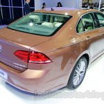 VW Lamando rear quarter at Guangzhou Auto Show 2014