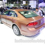VW Lamando rear quarters at Guangzhou Auto Show 2014
