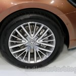 VW Lamando wheel at Guangzhou Auto Show 2014