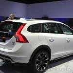 Volvo V60 Cross Country rear three quarters at the 2014 Los Angeles Auto Show