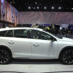 Volvo V60 Cross Country side at the 2014 Los Angeles Auto Show