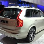 Volvo XC90 T6 rear three quarters at the 2014 LA Auto Show