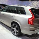 Volvo XC90 T6 rear three quarters left at the 2014 LA Auto Show