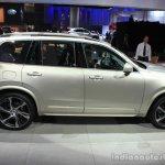 Volvo XC90 T6 side at the 2014 LA Auto Show