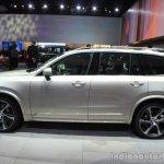 Volvo XC90 T6 side profile at the 2014 LA Auto Show