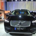 Volvo XC90 T8 front at the 2014 LA Auto Show