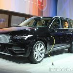 Volvo XC90 T8 front three quarters at the 2014 LA Auto Show