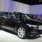 Volvo XC90 T8 front three quarters left at the 2014 LA Auto Show