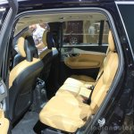 Volvo XC90 T8 rear seat at the 2014 LA Auto Show