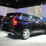 Volvo XC90 T8 rear three quarters right the 2014 LA Auto Show