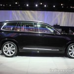 Volvo XC90 T8 side view at the 2014 LA Auto Show