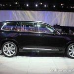 Volvo XC90 T8 side view at the 2014 LA Auto Show