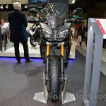 Yamaha MT-09 Tracer front or Yamaha FJ-09 front at the EICMA 2014