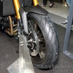 Yamaha MT-09 Tracer front wheel or Yamaha FJ-09 front wheel at the EICMA 2014