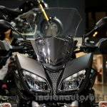 Yamaha MT-09 Tracer headlamp or Yamaha FJ-09 headlamp at the EICMA 2014